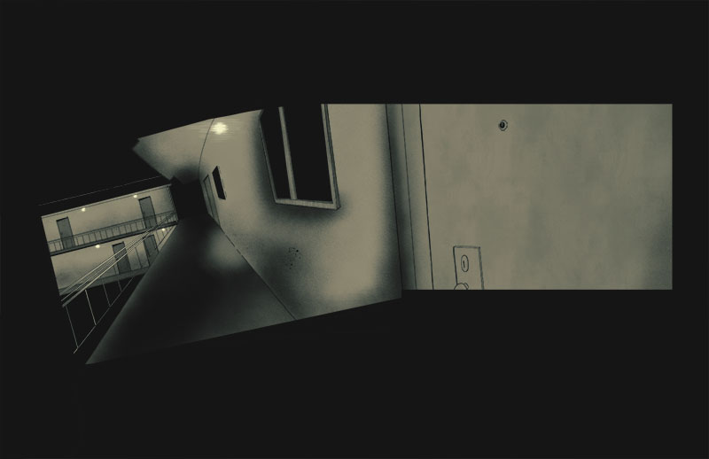 Background for my film 'Cold Sweat'